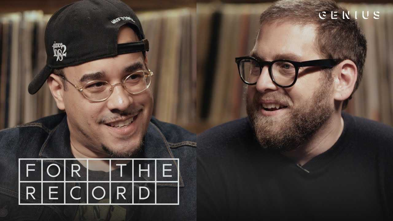 Jonah Hill Talks 'Mid90s,' His Top 5 And Why Travis Scott Is Having A Moment | For The Record