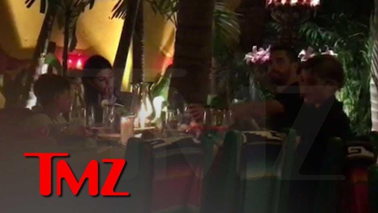 Kourtney K, Sofia Richie & Scott Disick Vacation Together in Mexico   TMZ