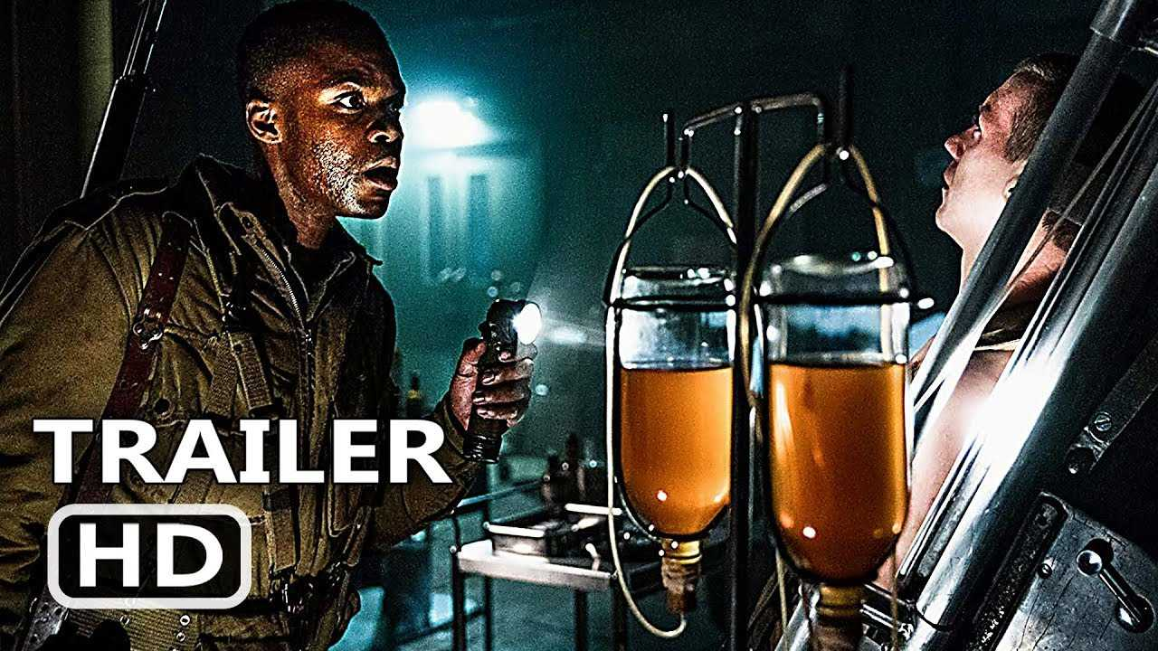 """OVERLORD """"Creepy Lab"""" Clips + Trailer (NEW 2018) JJ Abrams Movie HD"""