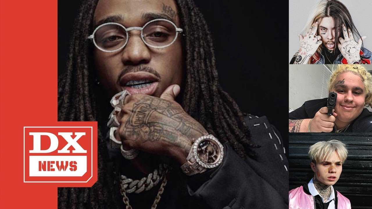 """Quavo Denies Referencing Lil Peep's Passing On His Song """"Big Bro"""""""