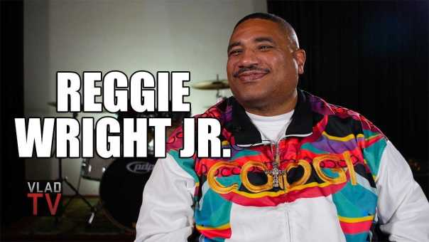 Reggie Wright Jr. on Suge's Homies Plotting to Kidnap Him for Ransom (Part 4)