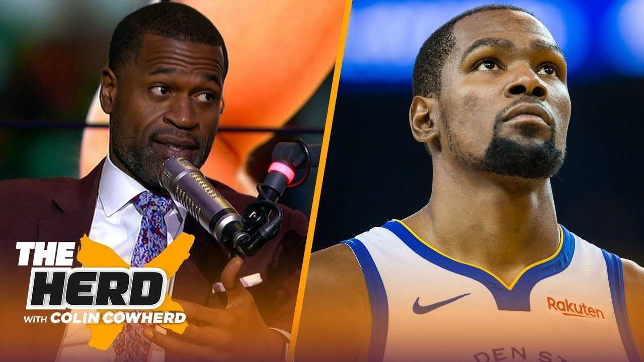 Stephen Jackson on Butler leaving T-Wolves, KD departing Warriors | NBA | THE HERD