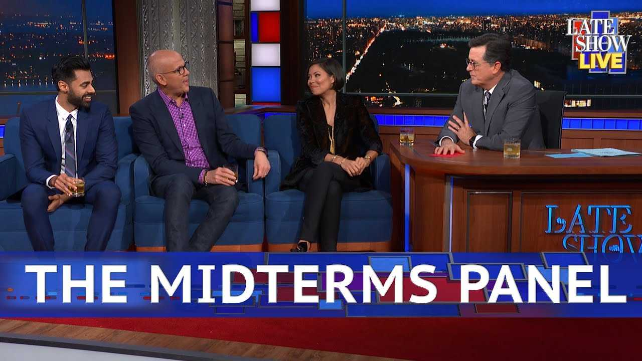 The Midterms Panel: John Heilemann, Alex Wagner And Hasan Minhaj