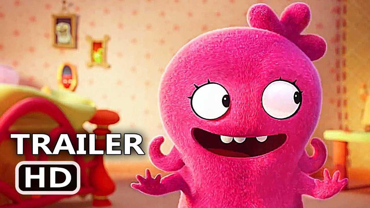 UGLYDOLLS Official Trailer (2019) Nick Jonas, Emma Roberts Animation Movie HD