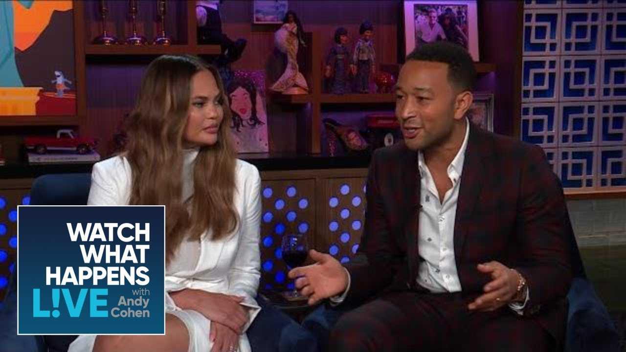 2 Reasons John Legend Spoke Out About R. Kelly | WWHL
