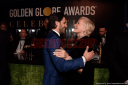 Christian Bale, Jeff Bridges, Glenn Close, Mahershala Ali, Octavia Spencer, and more attend Golden Globe Awards Celebration [Photos]
