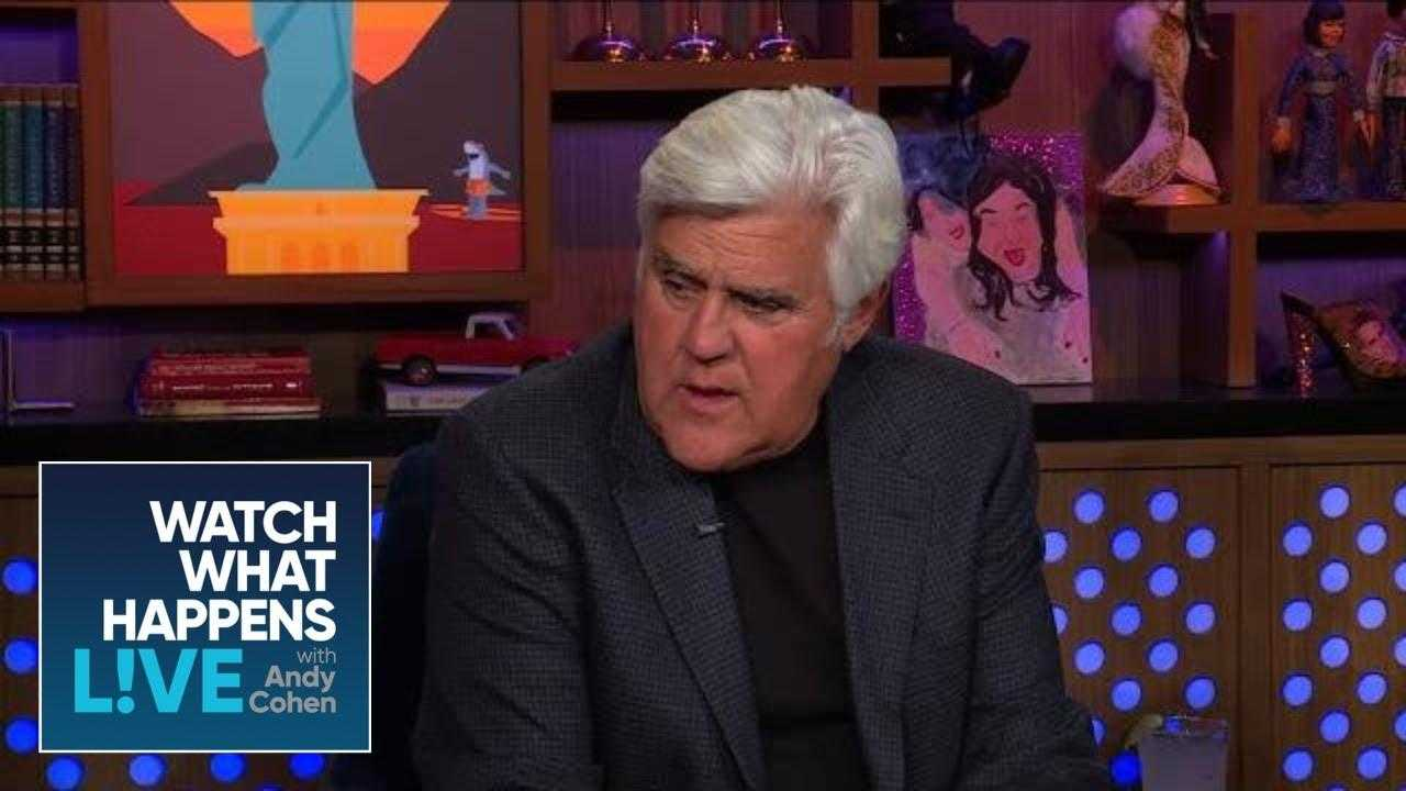 Jay Leno's Stand Up Advice From Johnny Carson | WWHL