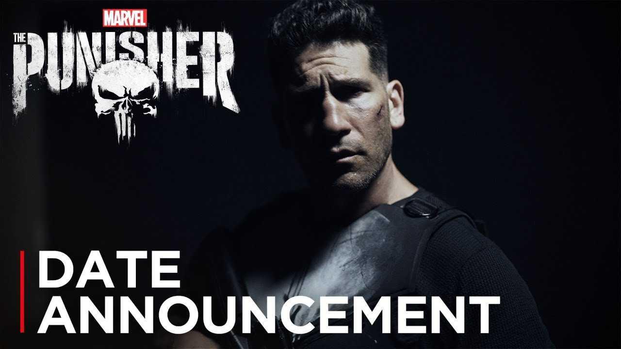 Marvel's The Punisher: Season 2 | Date Announcement [HD] | Netflix