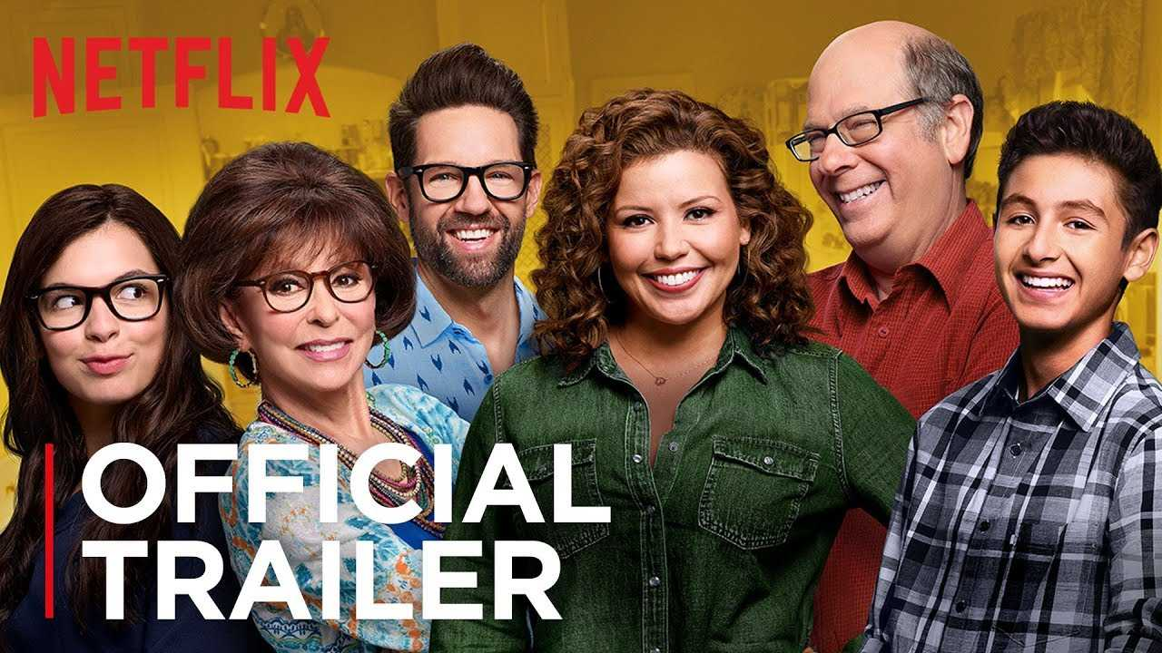 One Day At a Time: Season 3   Official Trailer [HD]   Netflix