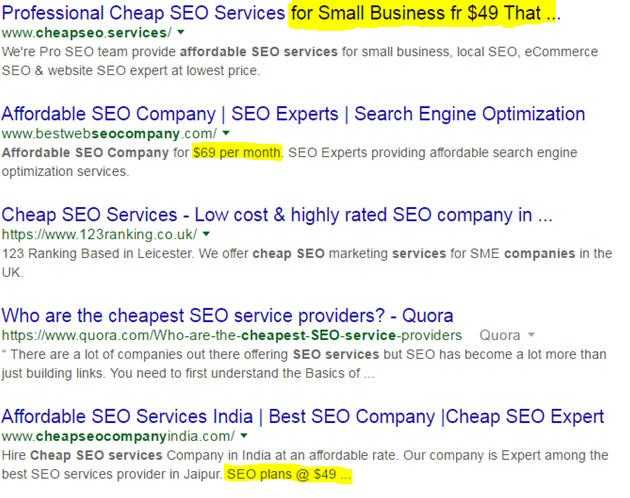 How to Choose an Affordable SEO Company