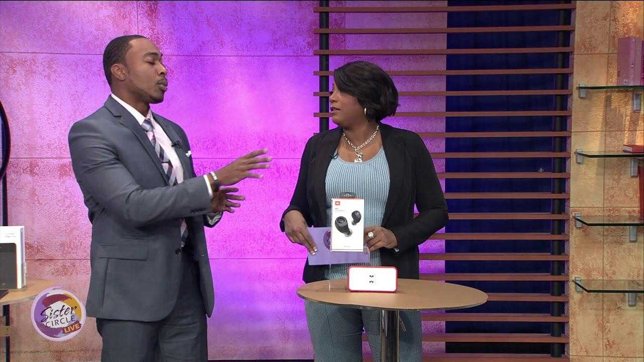 Tariq the Tech - Take a look at some MUST HAVE Tech with Trina & Tariq