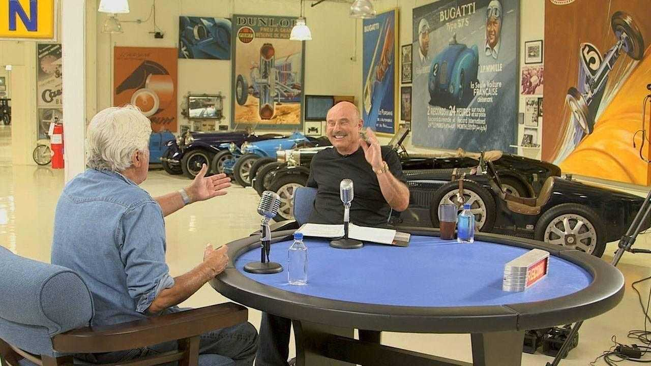 Three People Who Had Dr. Phil Laughing During His New Podcast, 'Phil In The Blanks'