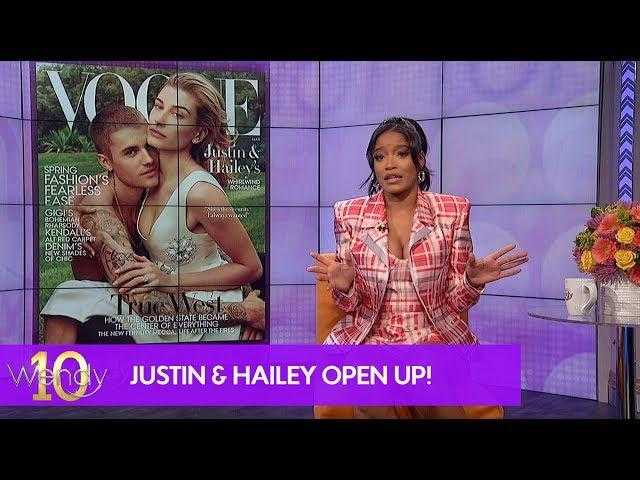 Justin Bieber and Hailey Baldwin Open Up