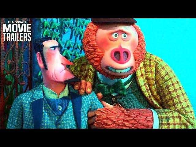 MISSING LINK Trailer #2 (Animation 2019) - Hugh Jackman Movie