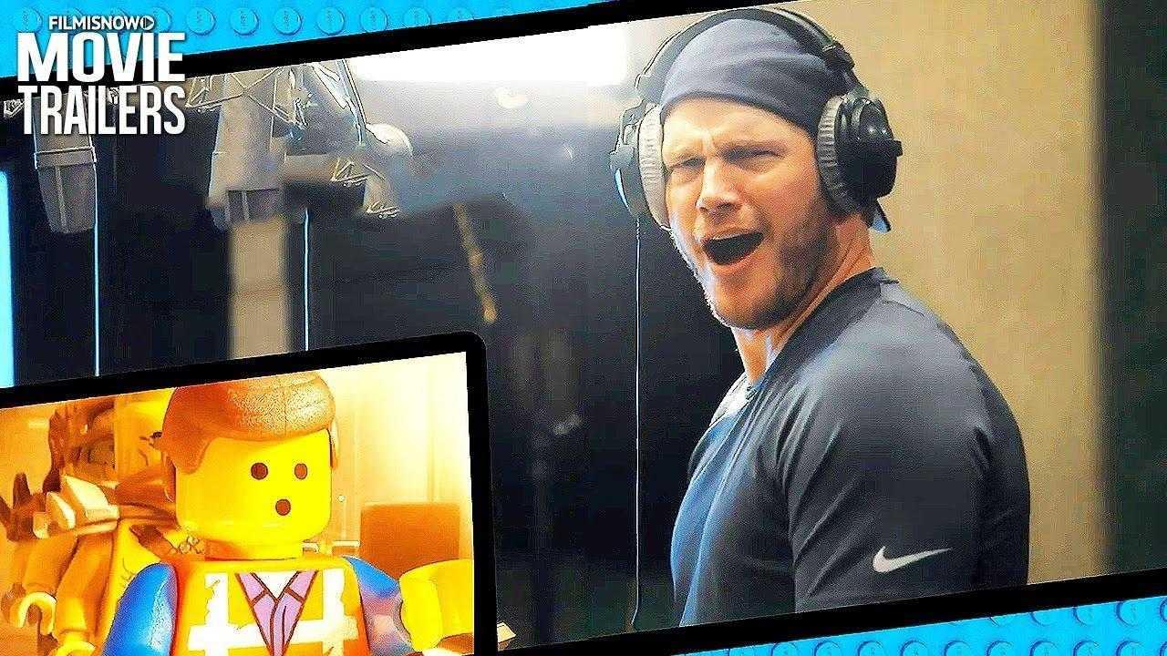 "THE LEGO MOVIE 2 ""Cast"" Trailer (Animation 2019)"