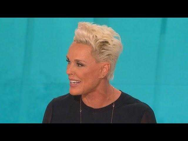 The Talk - Brigitte Nielsen on Baby, Frida and Biggest Difference Being Mom at 55