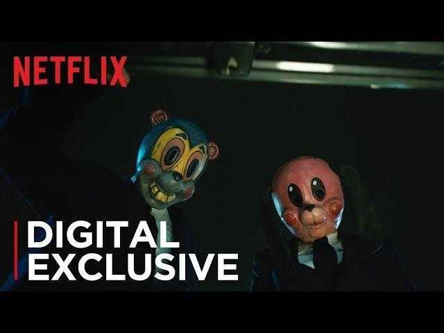 The Umbrella Academy   Cha Cha's Hit List   Netflix