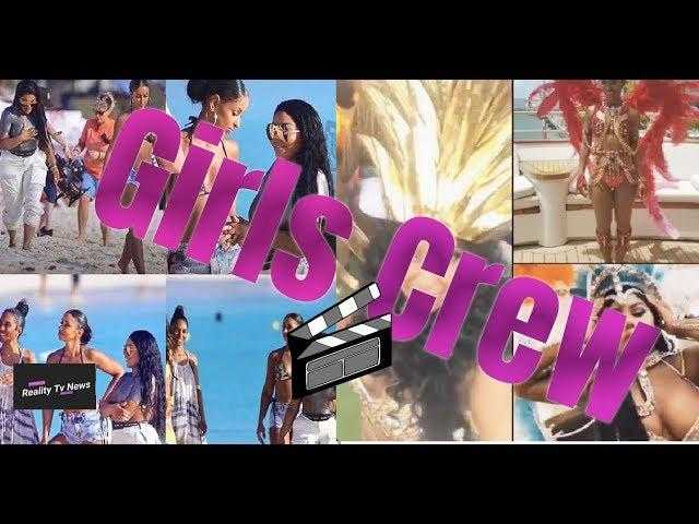 "Chilli, Lil Kim & Mya Filming New VH1 Reality Show Called  ""Girls Crew"""