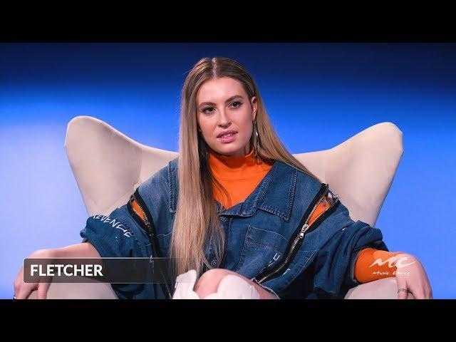 Fletcher Reacts To Making Billboard Emerging Artists Chart