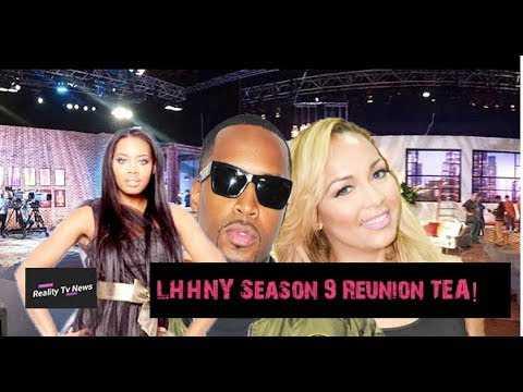 #LHHNY Season 9 Reunion TEA!: Safaree Shows Up Late & Kimbella To Announce She Is Pregnant!
