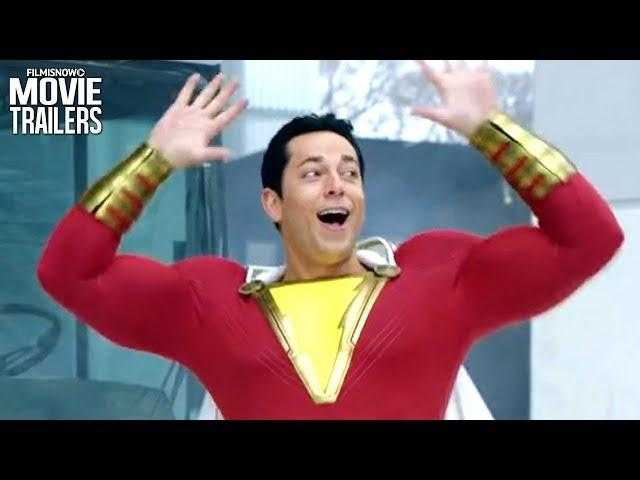 "SHAZAM! | ""Meet Billy Batson"" in new Featurette - Zachary Levi DCU Movie"