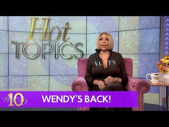 Wendy's Back!