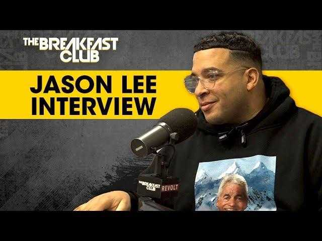 Jason Lee On Blog Politics, Nicki Minaj, Cuddling With Jussie Smollett + More