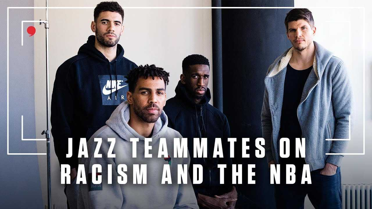 Kyle Korver and His Utah Jazz Teammates Talk Racism and the NBA
