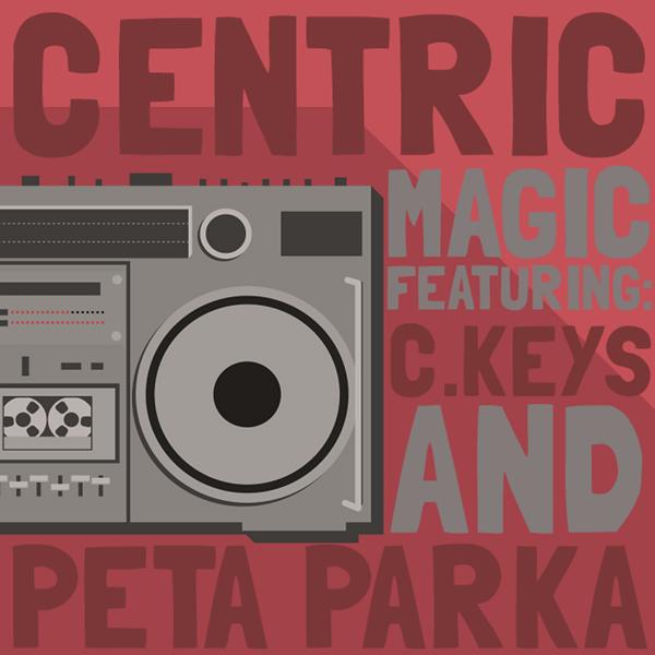 Centric, C.Keys & Peta Parka - Magic [Audio]