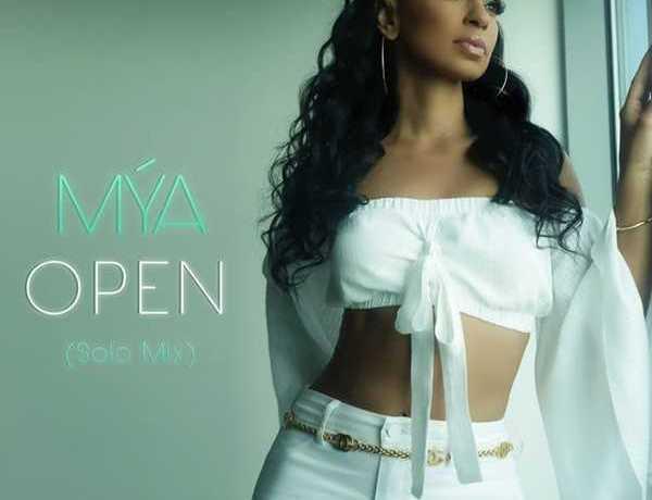 Mýa – Open (Solo Mix) [Audio]