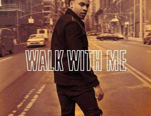 EP Stream: Rotimi - Walk With Me [Audio]