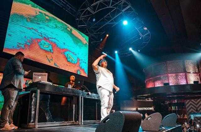 Event Recap: Rap legend E-40 takes over LEX Nightclub [Photos]