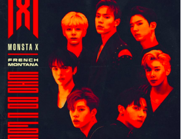 "Monsta X Drops ""Who Do U Love?"" Ft. French Montana [Audio]"