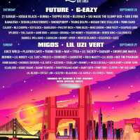 Rolling Loud Announces Bay Area 2019 Lineup, Headlined by Future, Migos, Lil Uzi Vert & G-Eazy