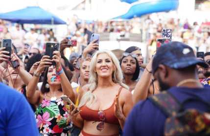 Event Recap: Cardi B performs at sea with CIROC Ultra- Premium Vodka on the 2019 Days of Summer Cruise [Photos]