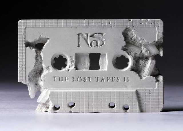 New Project: Nas - The Lost Tapes 2 [Audio]