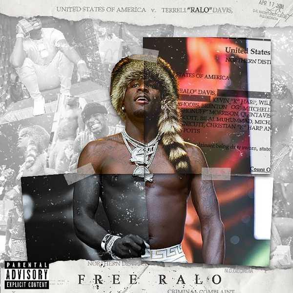 Album Stream: Ralo - Free Ralo [Audio]