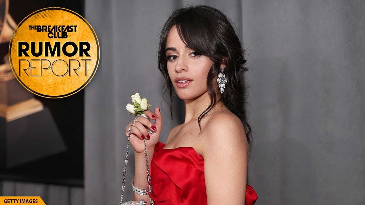 Camila Cabello Opens Up About Struggles With Anxiety