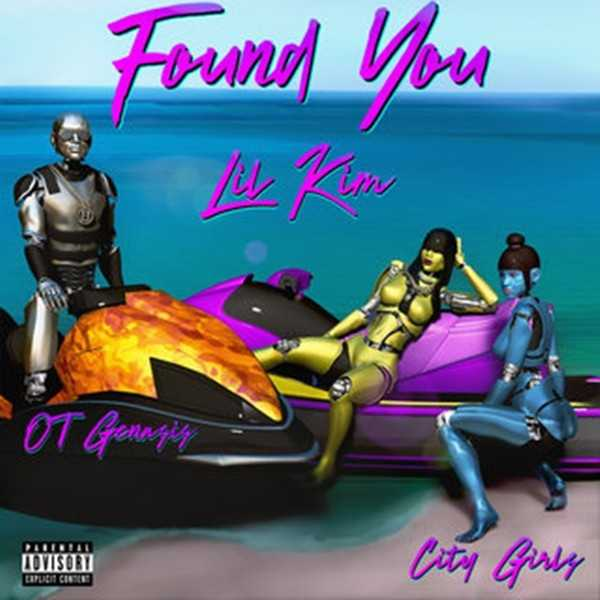 "💥NEW MUSIC: LIL'KIM RELEASES NEW SINGLE ""FOUND YOU"" FT. CITY GIRLS & O.T. GENESIS💥"