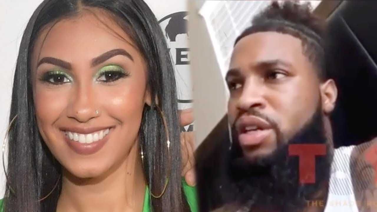 Chris Snails Say he will never disrespect Queen Naija again, HE SORRY