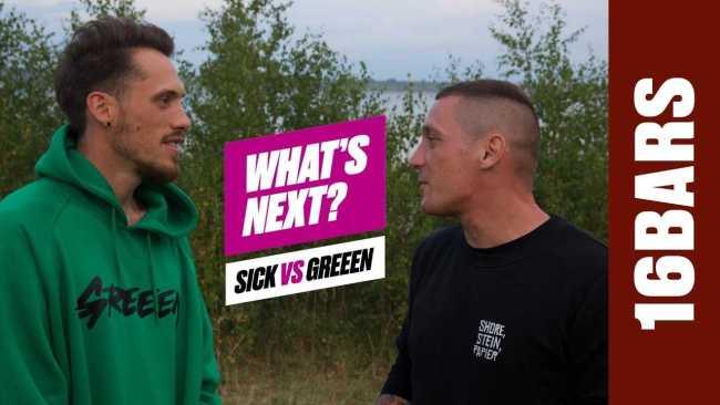 GReeeN vs $ick: Pinkeln mit Kalim, Teures Gras & RAF Camora  What's Next