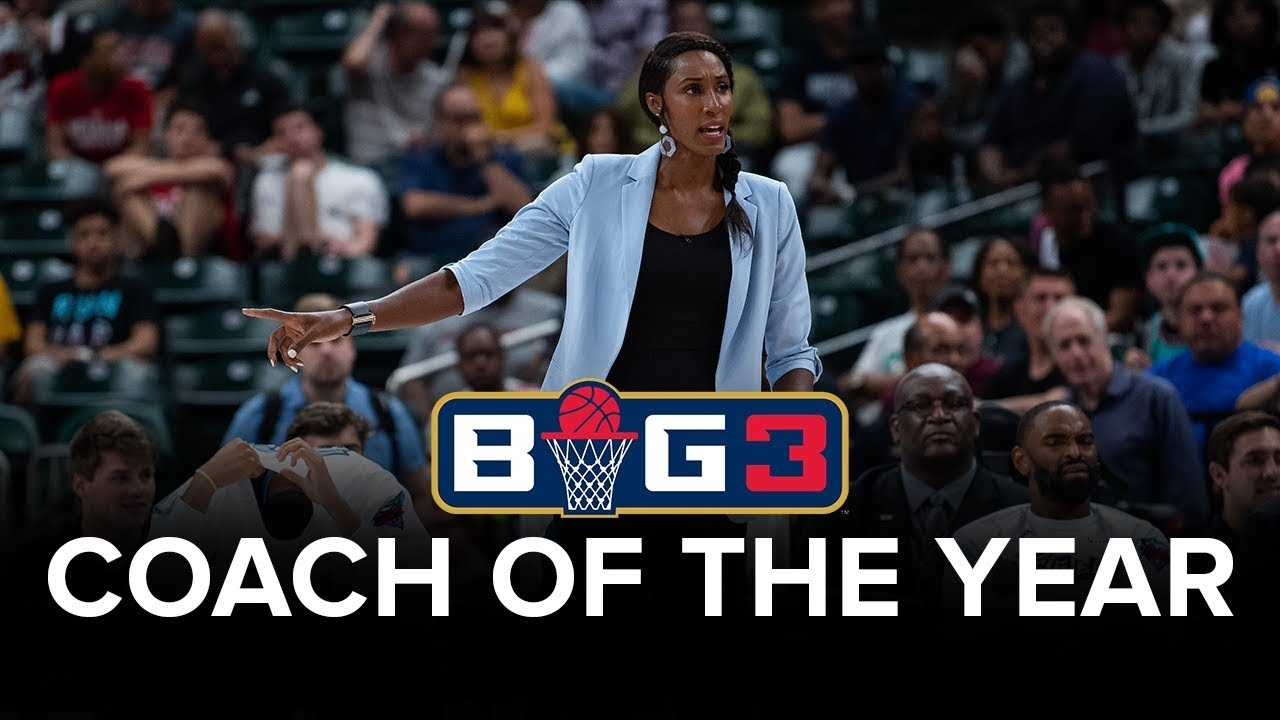Coach of the Year: Lisa Leslie