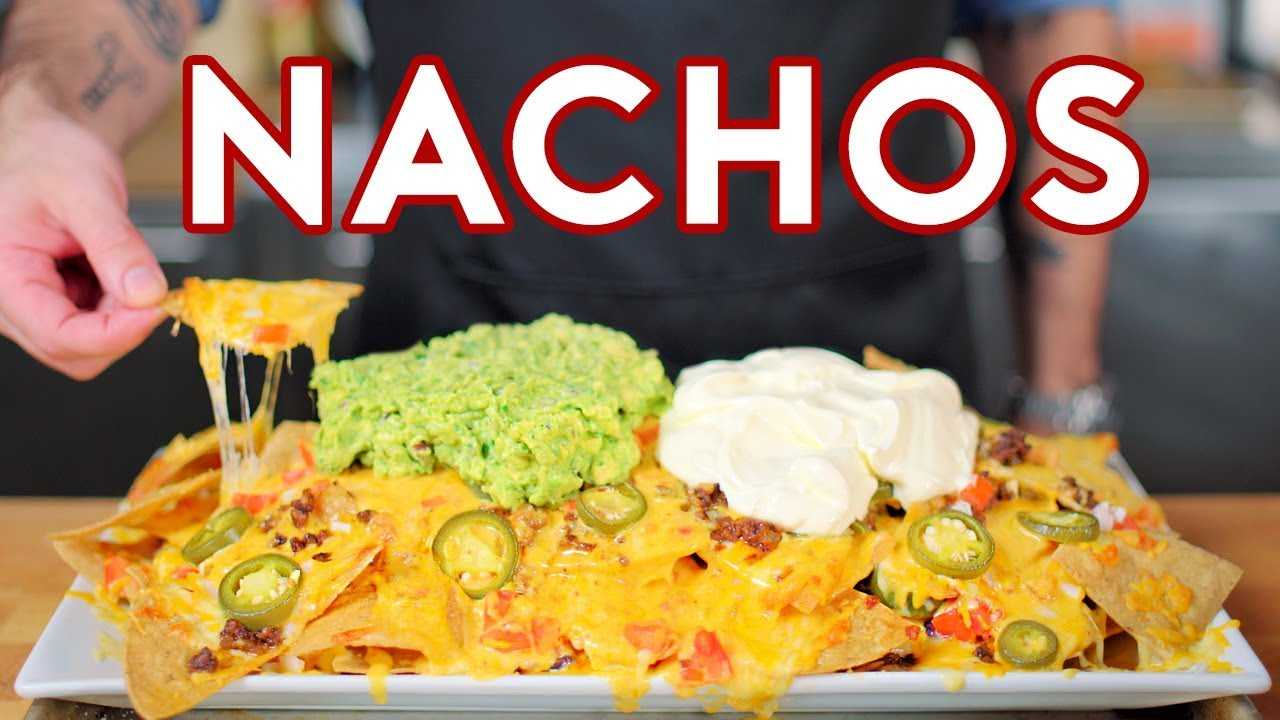 Binging with Babish: Nachos from The Good Place (plus Naco Redemption)