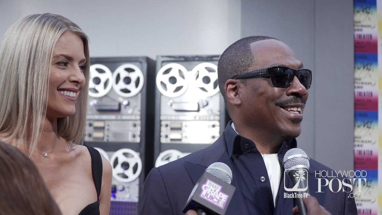 Eddie Murphy On What he would be if he wasn't acting