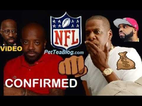 Jay-Z Stole NFL Deal from Jermaine Dupri made him Turn it Down! Confirmed 🏈❌💰