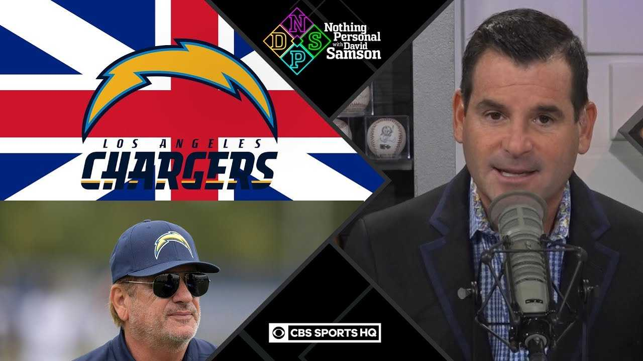 The CHARGERS are MOVING TO LONDON in the NFL!?   NPDS