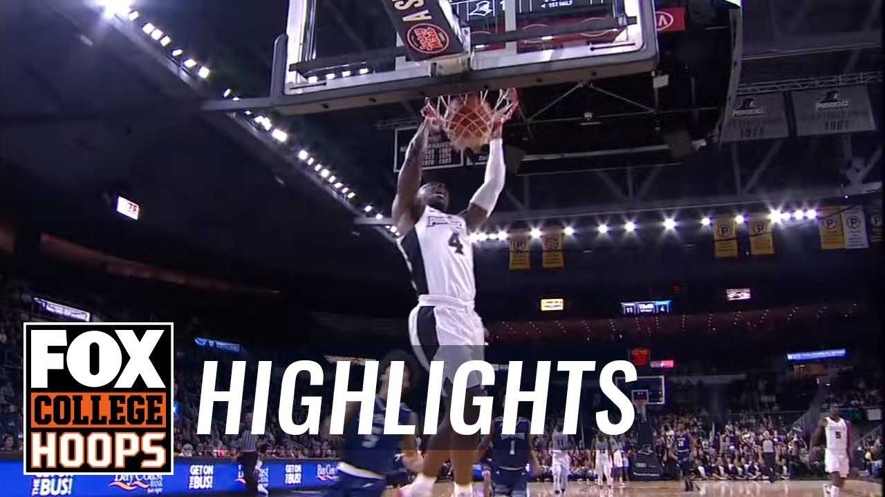 Diallo, Duke combine for 32, pace Providence past St. Peter's   FOX COLLEGE HOOPS HIGHLIGHTS
