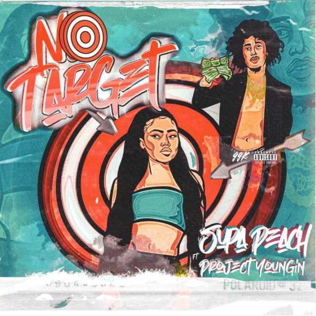 "Supa Peach Drops Hot New Track ""No Target"" [Audio]"