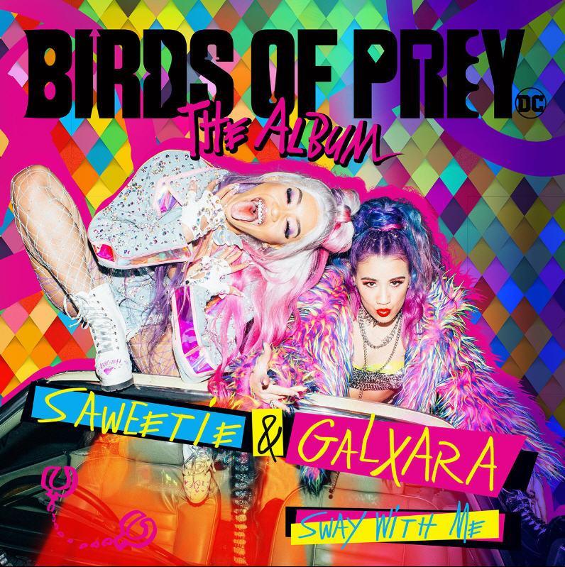 Saweetie & GALXARA – Sway With Me