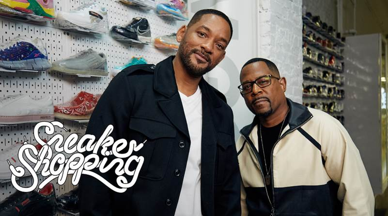 WILL SMITH AND MARTIN LAWRENCE